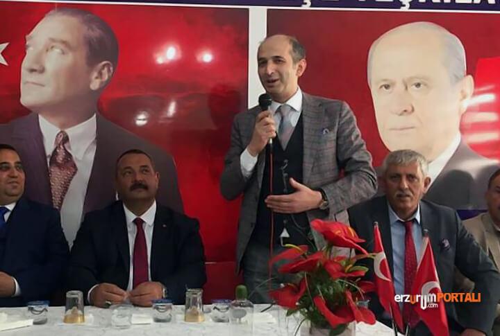 Serdar Sevimli'den Açiklama Var: Erzurum'dan Ayrilmamiz Söz Konusu Degil