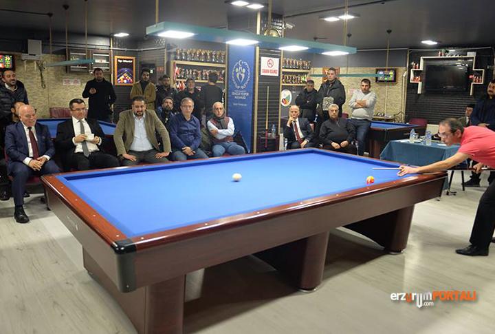 Erzurum İl Bilardo Turnuvası
