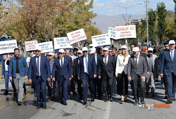 3 Ekim Dünya Yürüyüş Günü