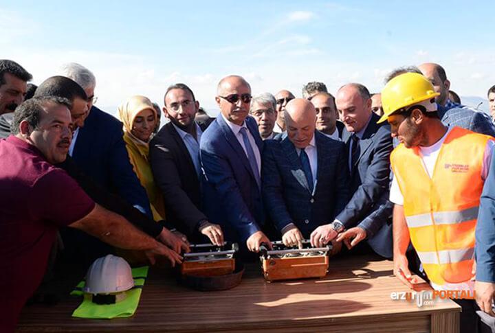 Erzurum'da Yatırım OSB Fabrika
