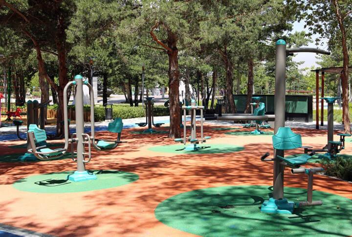 Erzurum Aziziye Parkı