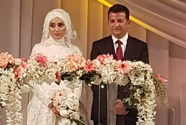 Erzurum Milletvekili Zehra Taşkesenlioğlu Evlendi