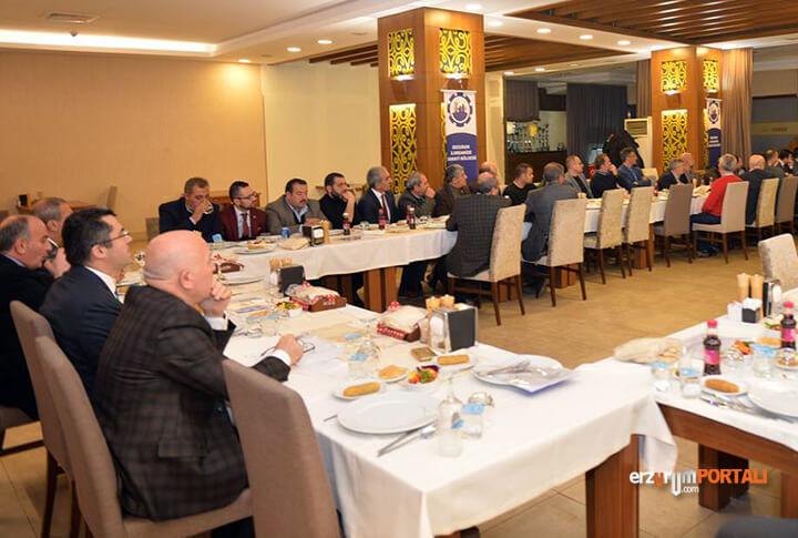 Erzurum OSB Toplantı