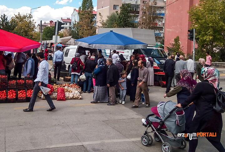Erzurum Halk Pazarları