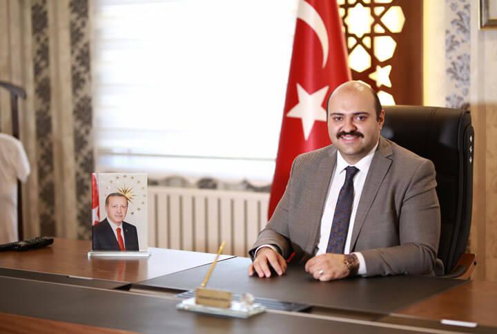 Aziziye Belediye Başkan Adayı Muhammet Cevdet Orhan