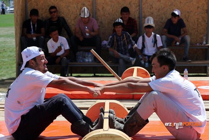 Erzurum Türk Oyunları