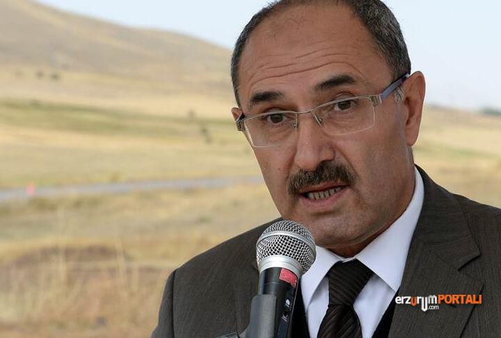 DAP İdaresi Başkanı Adnan Demir