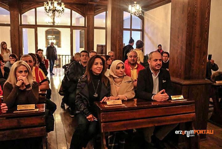 Müge Anlı ve İş Kadınları Erzurum'da!