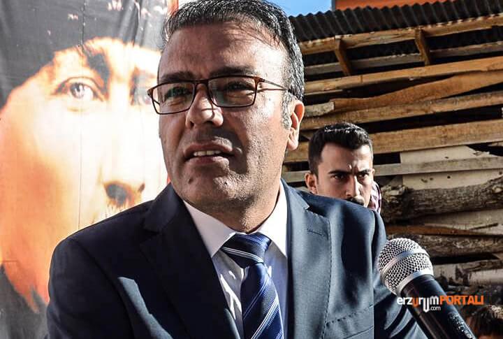 Erzurumlu İşadamı Hüsamettin Yavuz