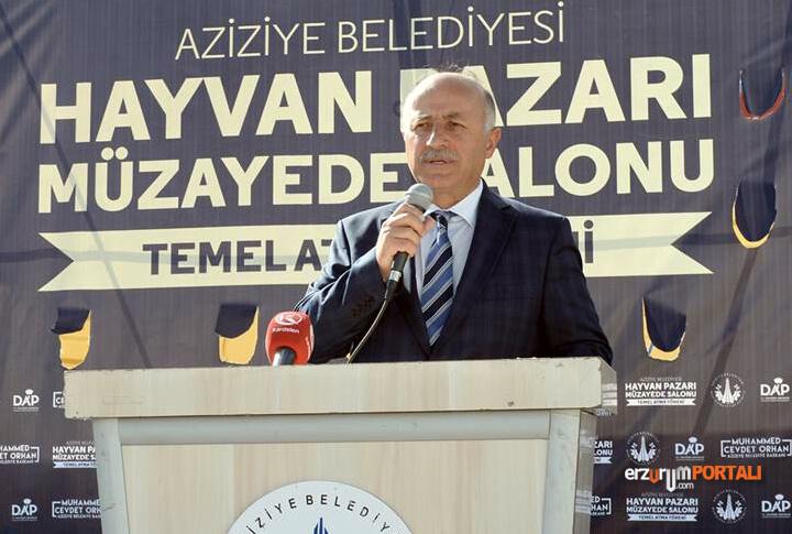 Erzurum Hayvan Borsası