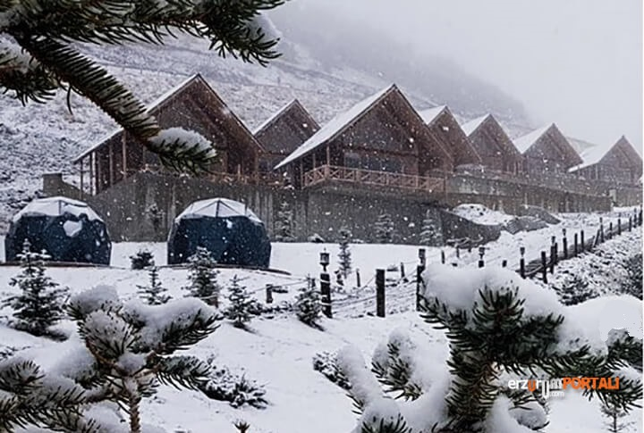 Erzurum Palandöken Kayak Merkezi