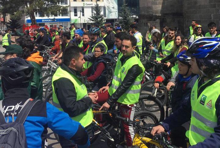 Yeşilay Erzurum Bisiklet Turu