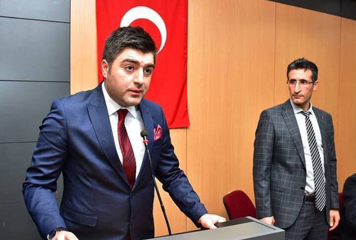 Erzurum Organize Sanayi Bölgesi Başkanı Murat Urkuç