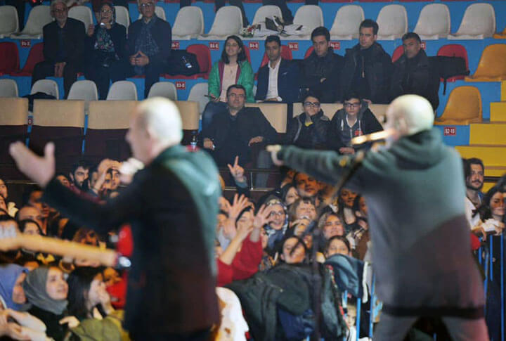 Erzurum MFÖ Konseri