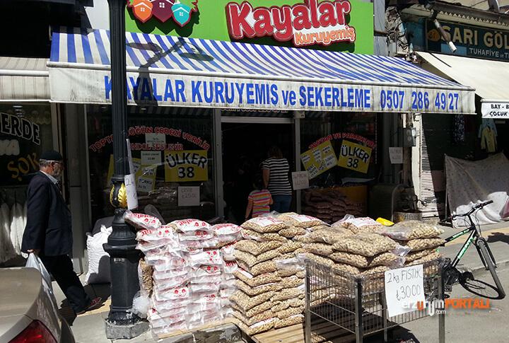 Erzurum'da, Bayram Şekerini En Uygun Fiyata Alacağınız Adres!