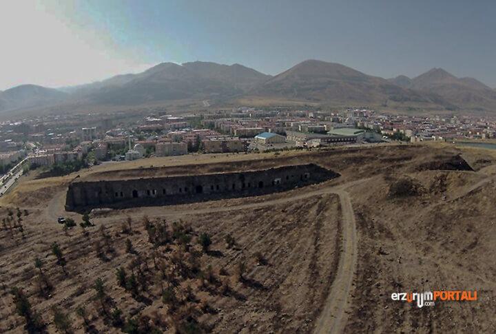 Erzurum Tabyaları Kiremitlik Tabyalar