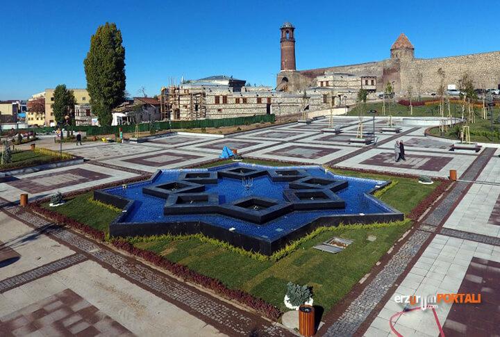 Erzurum Palandöken Kış Turizmi Kale Çevresi