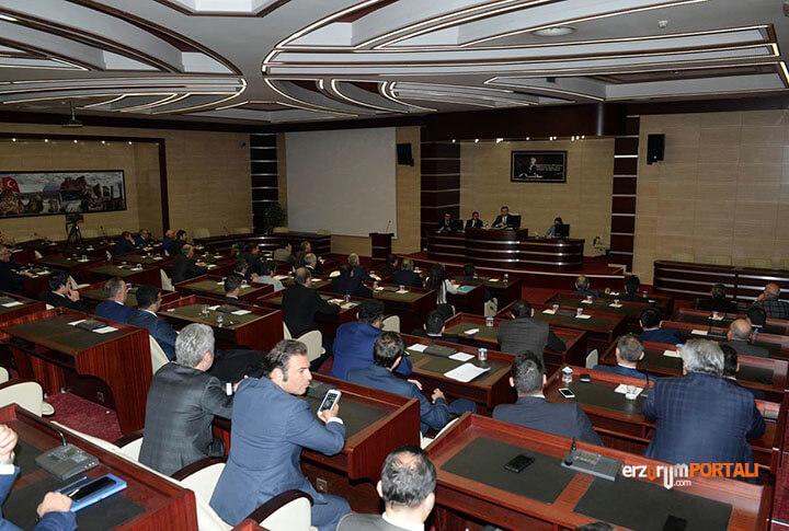 Bursa ve İstanbul Tanıtım Günleri Toplantı