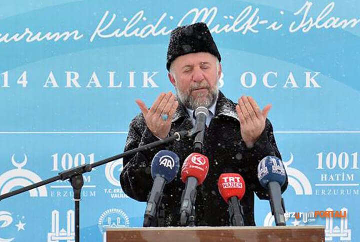 Erzurum Müftüsü Hasan Hüsnü Sula