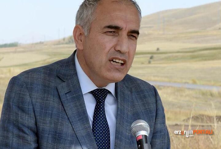 Erzurum Tarım İl Müdürü Osman Akar