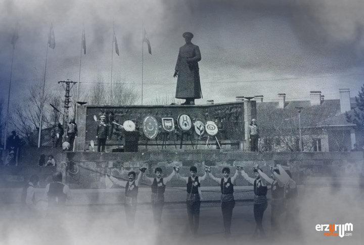 Erzurum Mahalli Ağzı İle Şiir