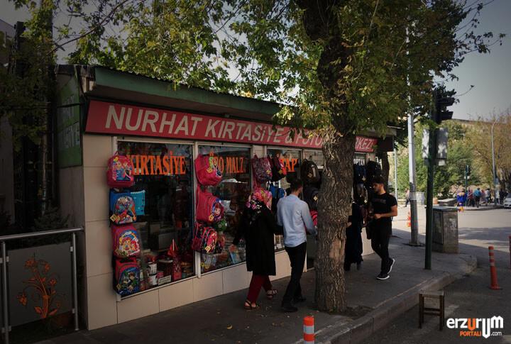 Erzurum Nurhat Kırtasiye