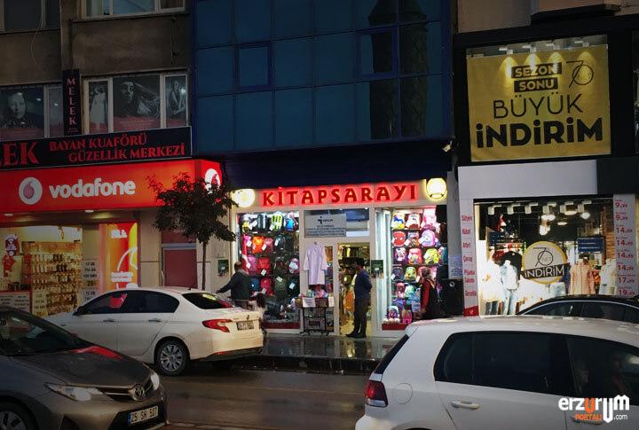 Erzurum Kitapsarayı