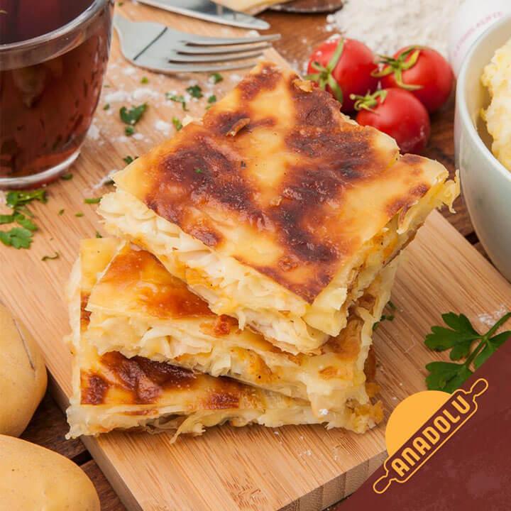 Anadolu Su Böreği