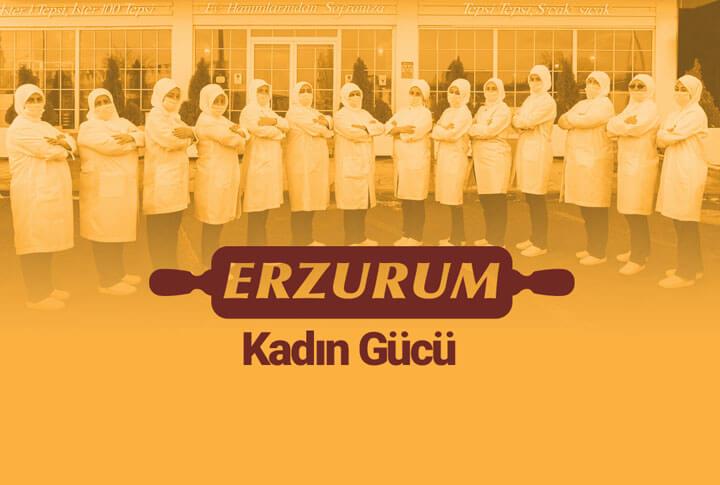Erzurum Kadın Gücü