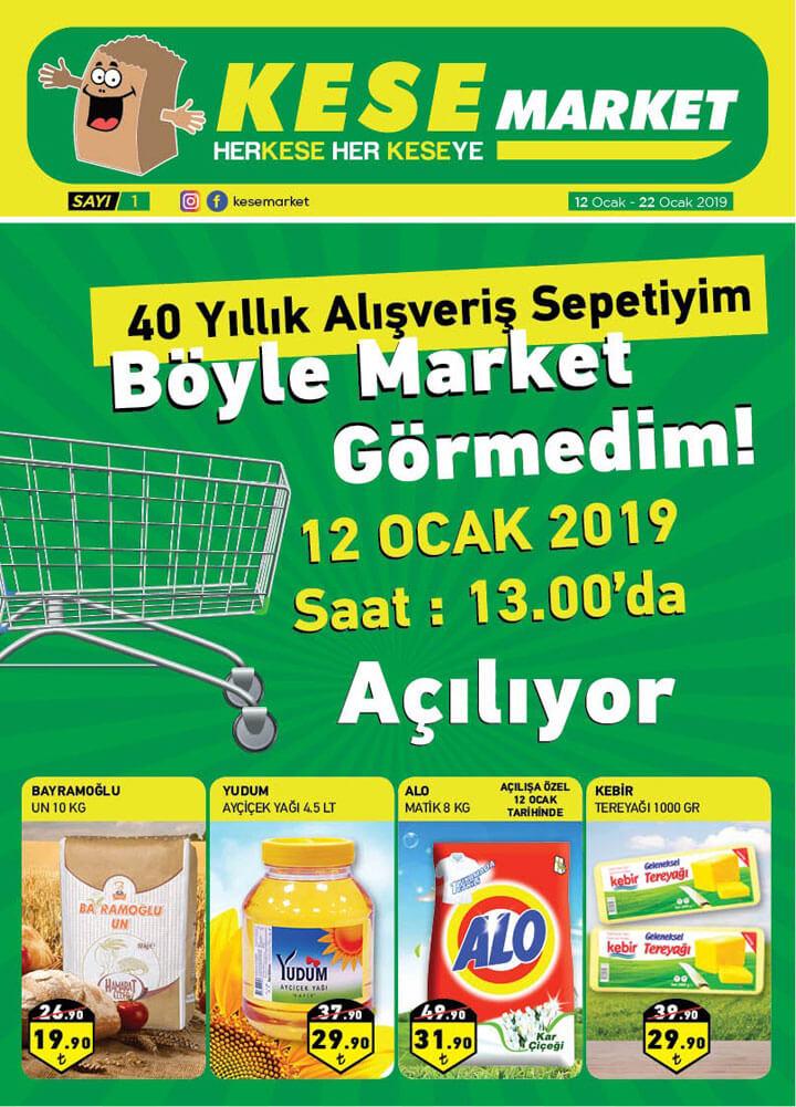 Erzurum Kese Market