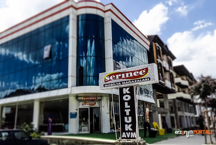 Erzurum'da, Koltuk ve Kanepede En Fazla Çeşit En Uygun Fiyat!