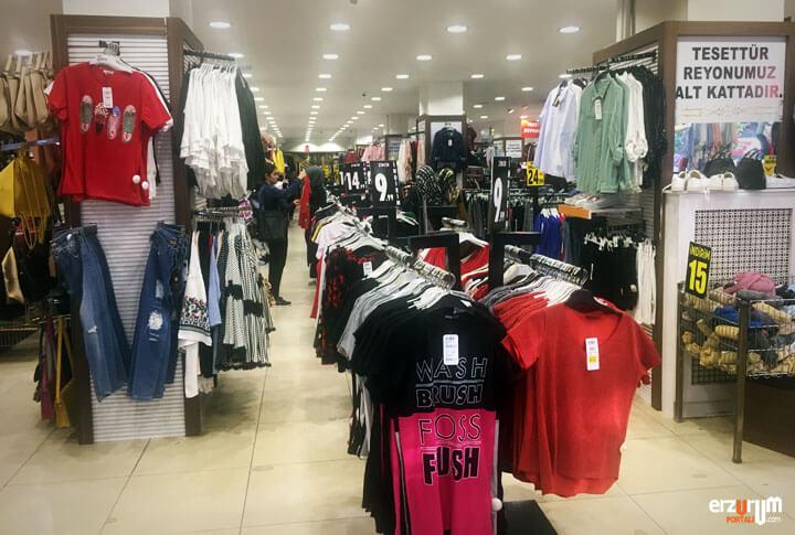 Erzurum Znc Zincir Giyim Mağazası