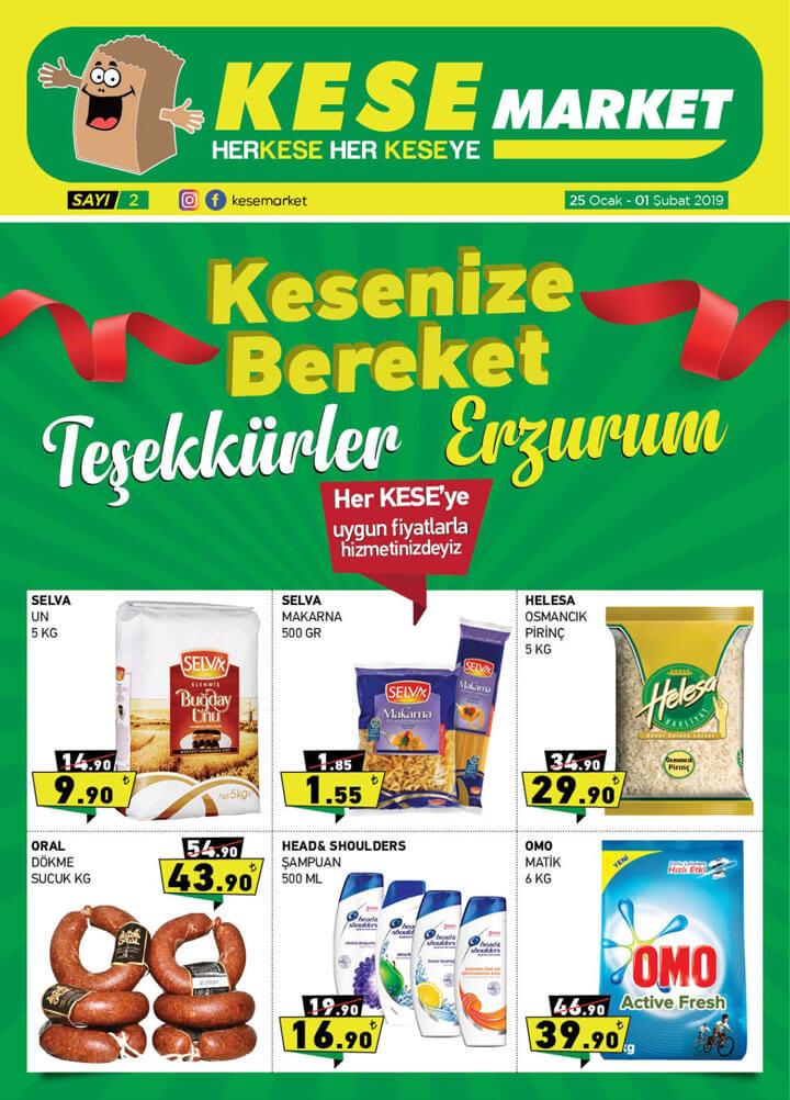 Her Keseye Uygun Erzurum Kese Market